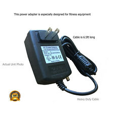 AC Power Adapter for NordicTrack Elliptical CX 1000 - NTEL79960 CX1000