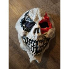 California Costumes - Cool Skeleton Skull Death Scary Goth Halloween Mask