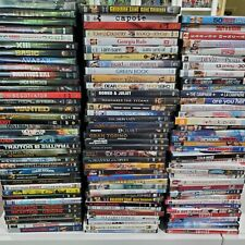 Drama & Documentary DVD Sale Pick Choose Your Movies Lot Add To Cart To Save!