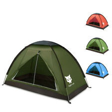 Waterproof One Man Tent Backpacking Tent Hiking Camping Tent Sun Shelter 2021