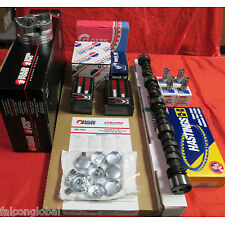 Chevy 5.3 VORTEC MASTER Engine Kit Pistons+Rings+Cam+Lifters+Timing 1999-01* 1st