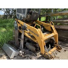 mustang mtl16 track skid steer parts salvage fits takeuchi tl130 final drive
