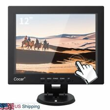 12.1 Inch Touchscreen Monitor, 2020 LED TFT Computer Monitor