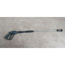 High Pressure Washer Spray Nozzle Tip Gun WITH ADJUSTABLE WAND, MADE IN ITALY