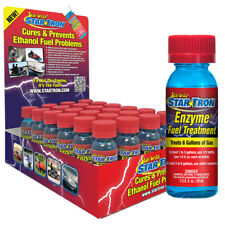Star Tron 24 Pack Display Enzyme Fuel Treatment Small Engine Formula 1 oz