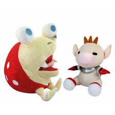 Pikmin Plush Doll Bulborb Chappy and Captain Olimar Soft Great Toy SET - 2pcs