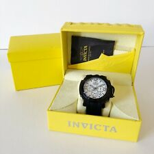 INVICTA 22280 Mens I-Force Chronograph Mother of Pearl Dial Watch