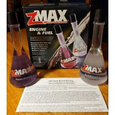 New in Box Zmax Micro-Lubrication Engine Oil & Fuel Treatment Additives