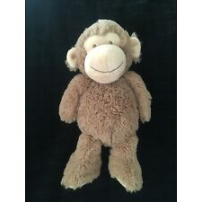 Carter's Brown Monkey Plush Doll Musical Wind Up You Are My Sunshine Lovey Plush