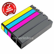 5 Compatible 970XL 971XL Ink For HP OfficeJet Pro X451 X476dn X551dw X576