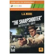L.A. Noire The Sharpshooter Detective Suit Code - Accessory - VERY GOOD