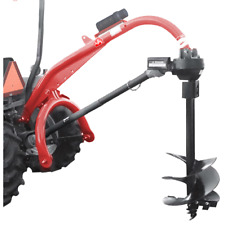 24 auger post hole digger