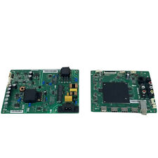 Vizio V505-G9 Main and power supply board replacement parts tv parts