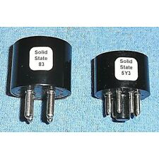 Hand Crafted Regulated Solid State 83 & 5Y3 Rectifiers for Hickok Tube Testers