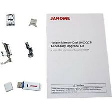 Genuine Janome 9400QCP Accessory Upgrade Kit Part# 865402001