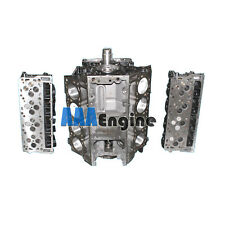 Ford 6.0L Powerstroke F-250 Rebuilt Long Block Diesel Comes With Heads 2002-2007