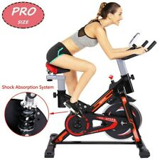 NEW Stationary Exercise Bike Bicycle Trainer Fitness Cardio Cycling Training Gym