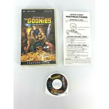 Rare THE GOONIES MOVIE PLAYSTATION PORTABLE PSP MOVIE UMD VIDEO COMPLETE IN CASE