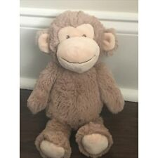 Carter's Brown Monkey Plush Doll Musical Wind Up You Are My Sunshine Plush 2016