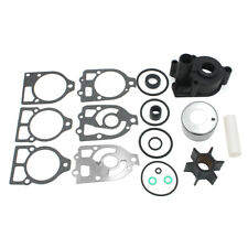 For Mercury 75 80 90 115 140 150 HP Water Pump Impeller Kit 18-3314 46-73804A3
