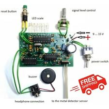 SALE Electronic board for Tracker PI-2 metal detector depth search to 10 feet