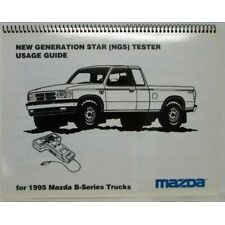 1995 Mazda B-Series Truck New Generation Star (NGS) Tester Usage Guide