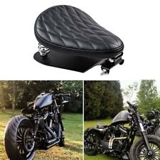 For Harley-Davidson Sportster Iron XL883 1200 Bobber Motorcycle Spring Solo Seat (Fits: More than one vehicle)