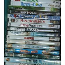 DVD Sale Pick Choose Your Movies Combined Shipping Huge New Lot A+ Movie Titles