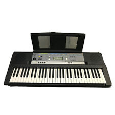 Yamaha YPT240 61-Key Portable Keyboard With Ultra Wide Stereo