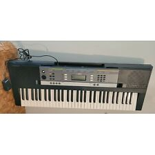 YAMAHA YPT-240 Digital Electronic Keyboard Piano Synth Works Very Good Condition